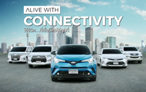 Toyota - Telematics Life Connected